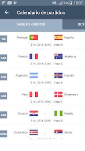 Copa Mundial 2018 - Rusia Screenshot