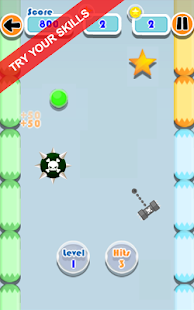 Jumping Balls. Bouncy Balls- screenshot thumbnail