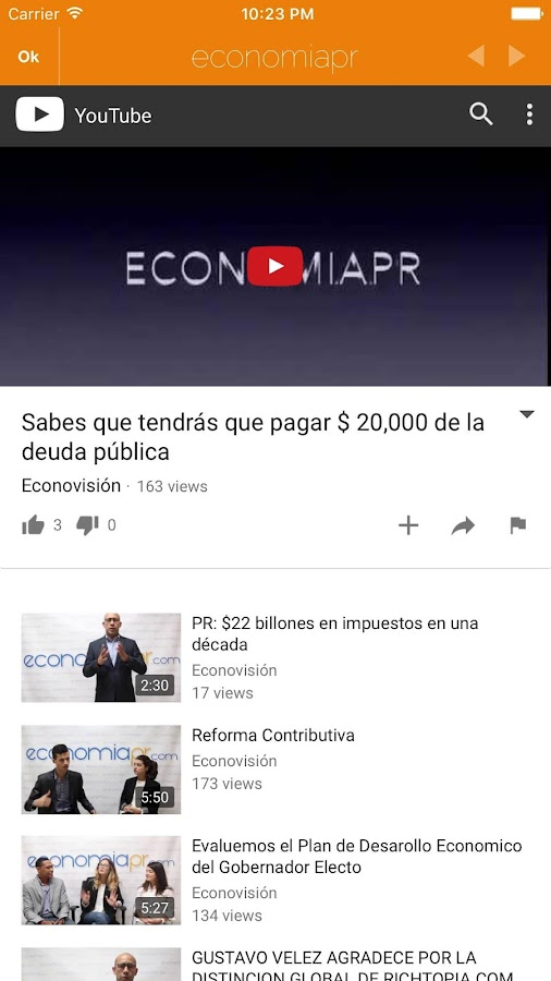 economiapr- screenshot