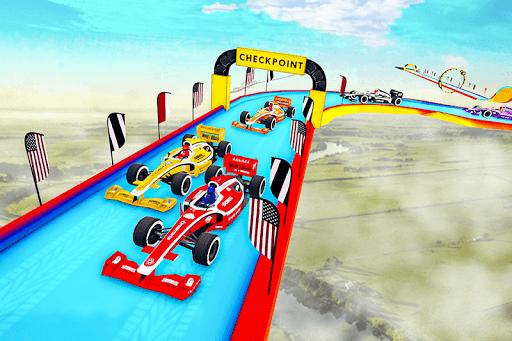 Gt Formula Car Racing Stunts : Impossible Tracks 1.3 screenshots 18