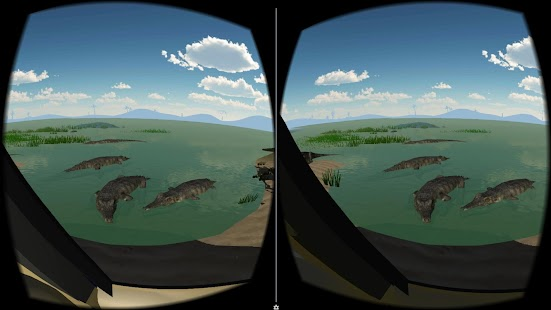 VR Safari - Google Cardboard Game- screenshot thumbnail
