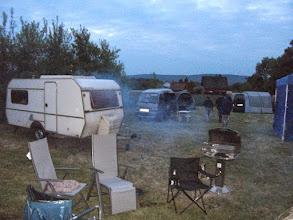 Photo: ....der von der Nebelmaschine erzeugte Nebelmaschinennebel.....