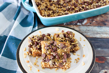 Peanut Squares (Peanut Brittle Cookies) Recipe