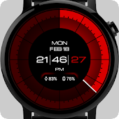 Charger Watch Face