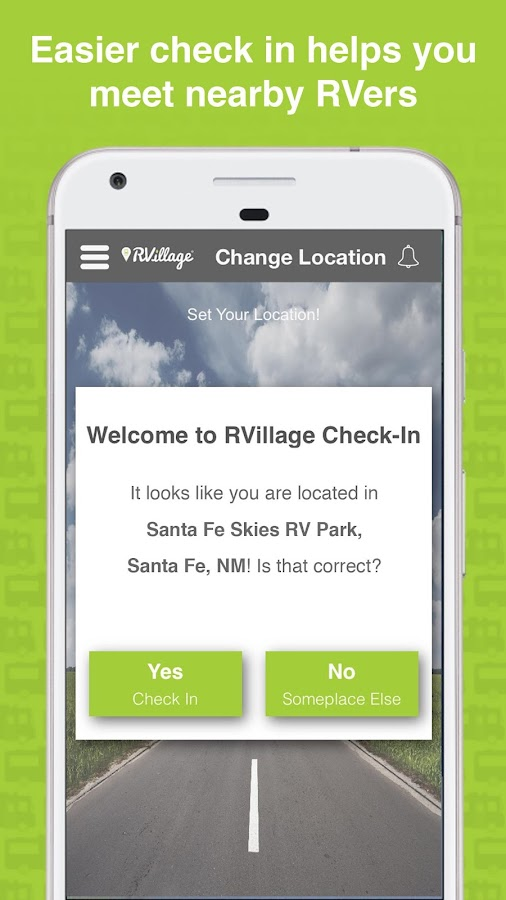 RVillage- screenshot