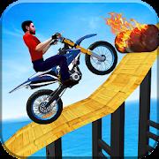 Tricky Bike Stunts Master 3D