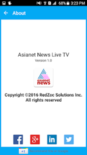 Asianet News Live TV - AppRecs