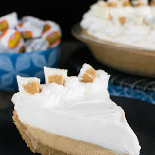 White Chocolate Peanut Butter Pudding Pie Recipe