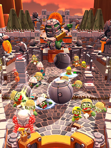 Zombie Rollerz - Pinball Adventure screenshot 15