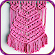 Learn how to weave Macrame step by step (app)