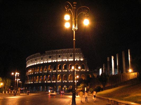 Verso il Colosseo... di nimue