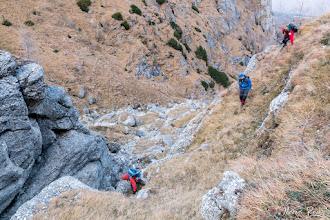 Photo: Aproape de intrarea în canionul văii Morarului