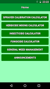 Oil Palm Pesticide Calculator - náhled