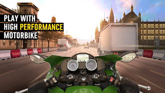 MotorBike: Traffic & Drag Racing I New Race Game 1