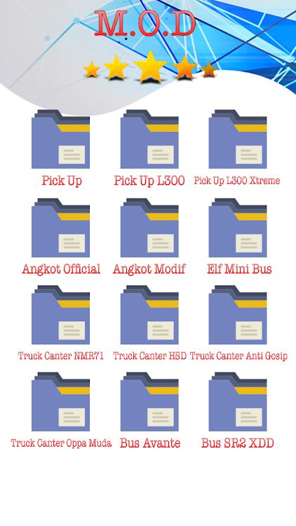 540 Download Mod Bussid Mobil Pick Up Modifikasi Terbaik