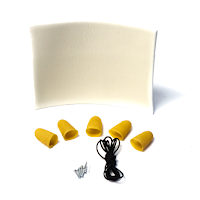 e-NABLE Raptor Hand Assembly Materials Kit
