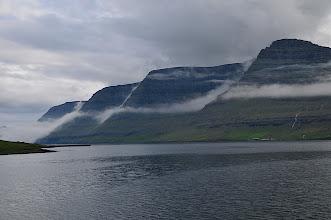 Photo: Heading north to Enniberg