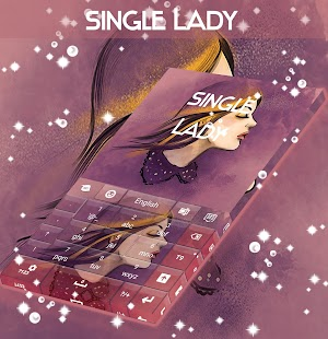 Single Lady Keyboard- screenshot thumbnail