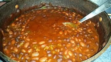 El Pollo Loco BBQ Black Beans Di's Way