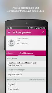 BundesArztsuche screenshot 4