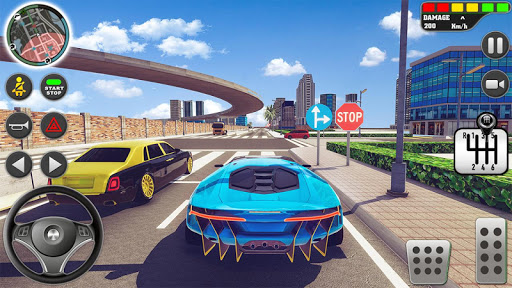 City Driving School Simulator: 3D Car Parking 2019 4.1 screenshots 16