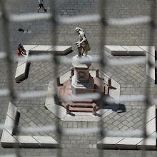 Photo: Dalla terrazza di San Petronio su Piazza Galvani