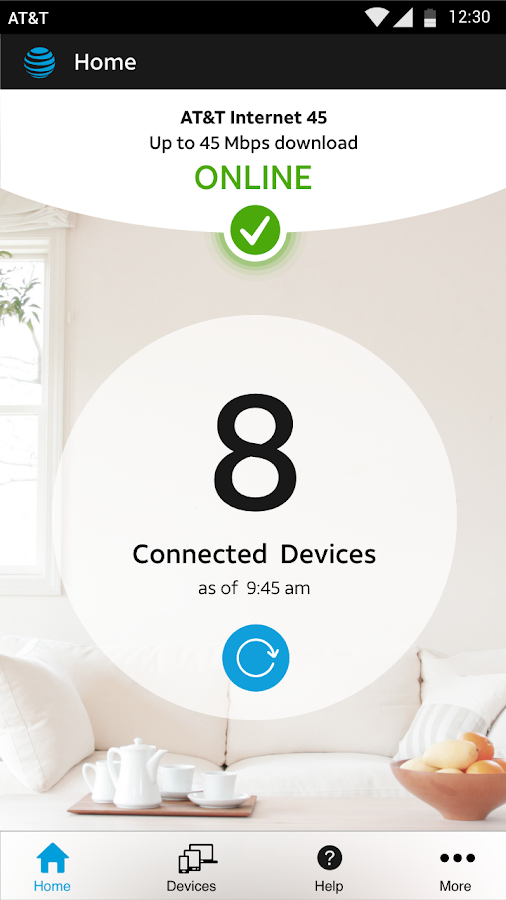Smart Home Manager- screenshot