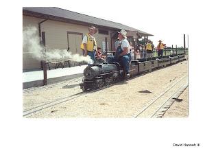 Photo: David Hannah Photo HALS-SWLS 2001-0526   Doug Blodgett and Vance Nickerson
