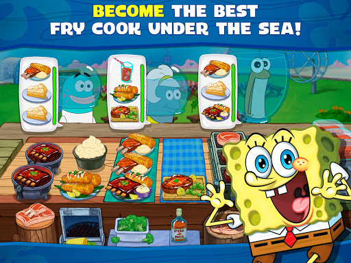 SpongeBob: Krusty Cook-Off 1.0.21 Screenshots 9