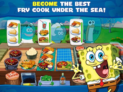 SpongeBob: Krusty Cook-Off 9