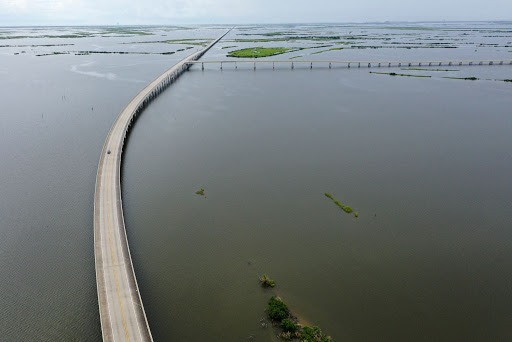 Louisiana's shrinking wetlands puts communities and cultures at risk