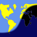 Day & Night Map icon
