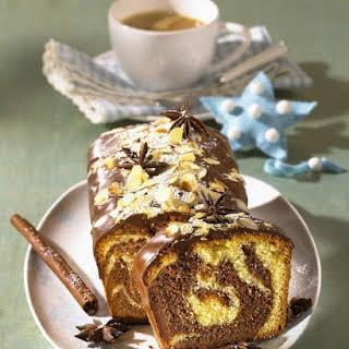 Sugar-Free Marbled Bundt Cake.