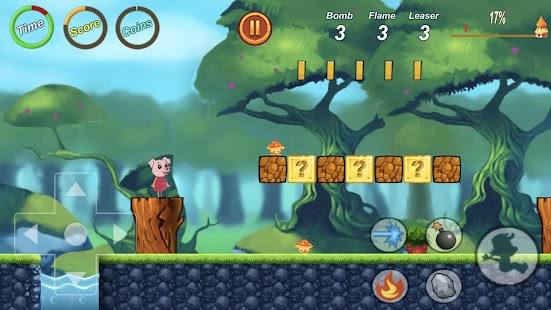 Papa World Pig Jungle Adventure Screenshot