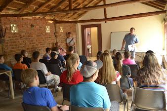 2014 WBFTC Opleidingskamp