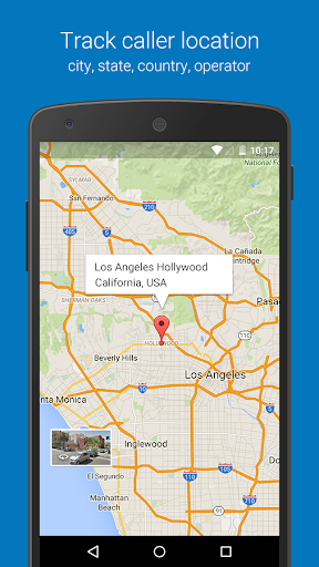 Caller ID & Number Locator Screenshot