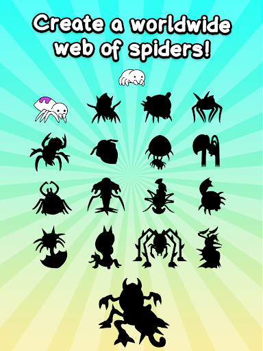 Spider Evolution - Merge & Create Mutant Bugs 1.0.1 screenshots 12