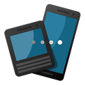 BlackBerry Content Transfer icon
