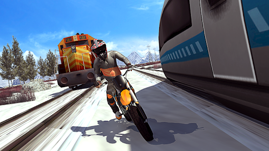Bike vs. Train Screenshot