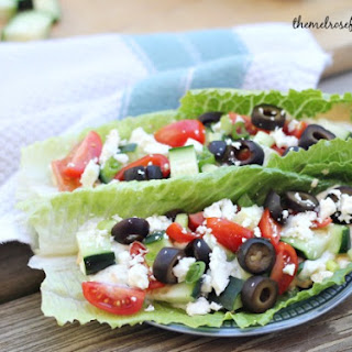Greek Lettuce Wrap Recipes