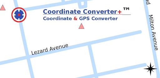 Coordinate Converter Plus - Apps on Google Play