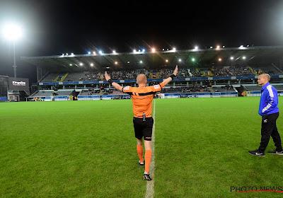 L'Union remporte sur tapis vert le match arrêté à Louvain