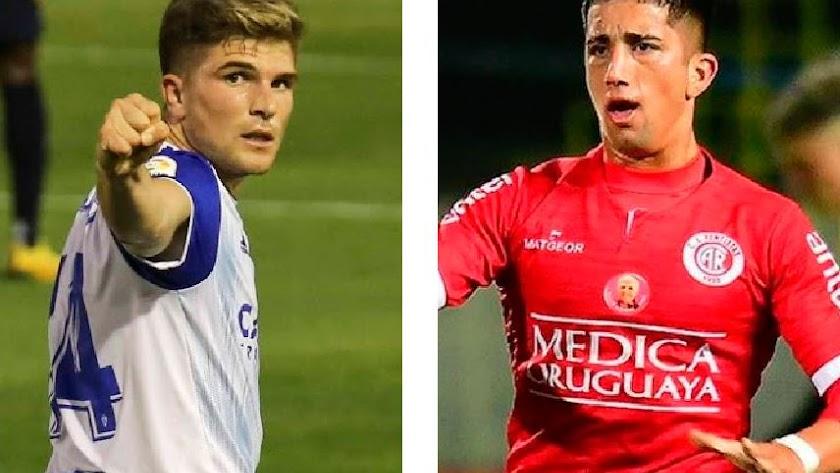 Raúl Guti y Cristian Olivera lo tienen hecho con el Almería.