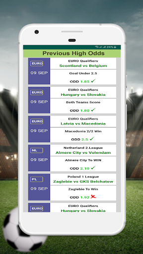 VIP Betting Tips - Expert Prediction 12.0 screenshots 2