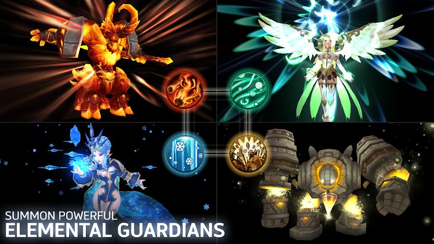 android Shards of Magic Screenshot 12