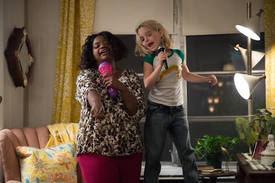 Gifted movie starring McKenna Grace and Octavia Spencer