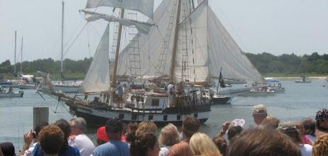 Photo: Meka II and Pirate Invasion