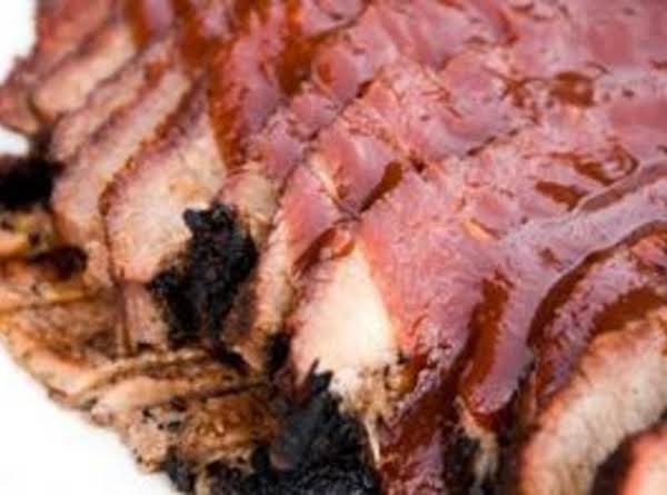 Texas Brisket Caja China Style Recipe