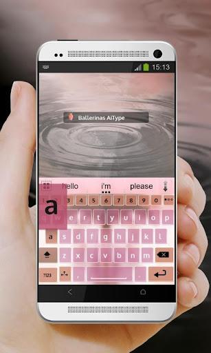無料个人化AppのバレリーナBarerīna AiType|記事Game