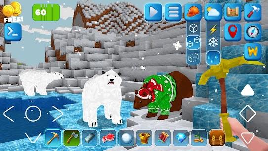 AdventureCraft: 3D Craft Building & Block Survival 3